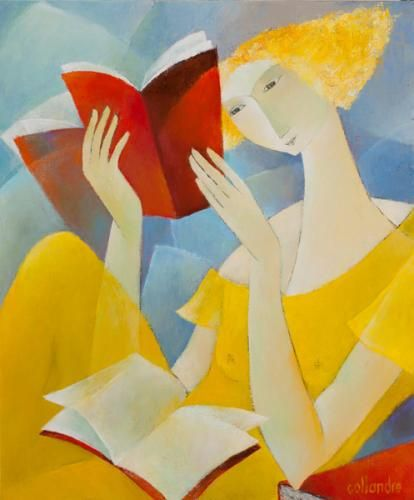 Des lectrices