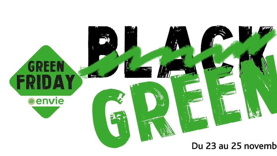 Green Friday vs. Black Friday
