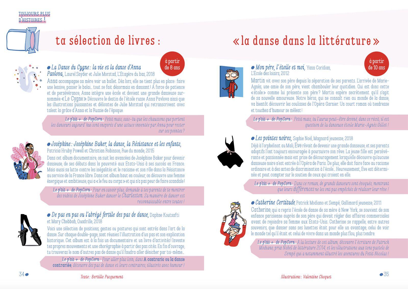 """Mes Illustration pour 2 rubriques : """"La fin imaginée"""" et """"Toujours plus d'histoires"""" !"""