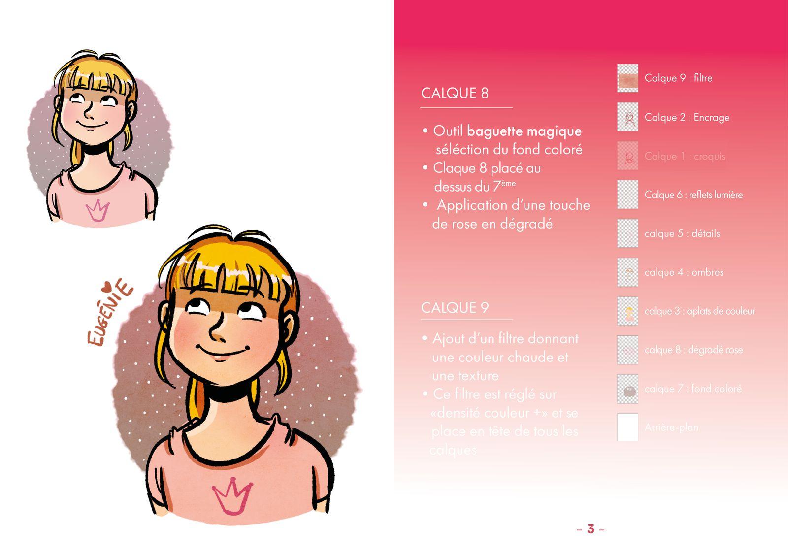 TUTO : réaliser un personnage avec photoshop
