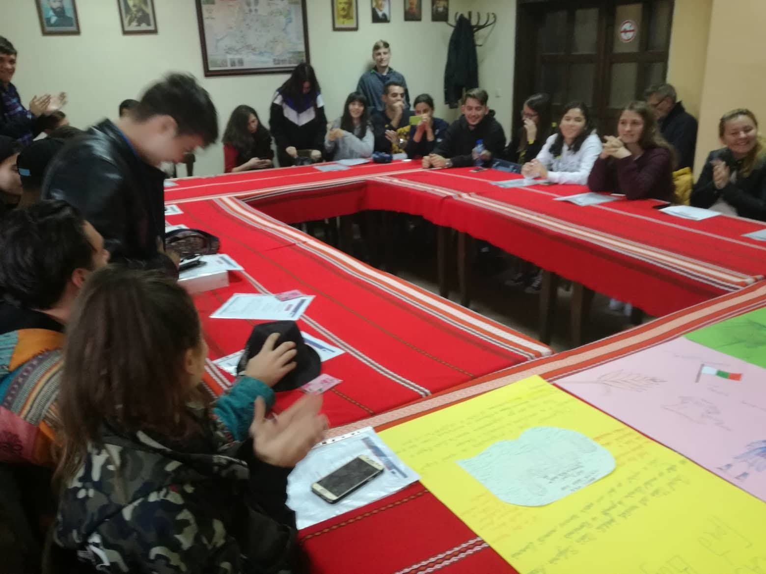 United in Traditions - Erasmus+ KA1 Project