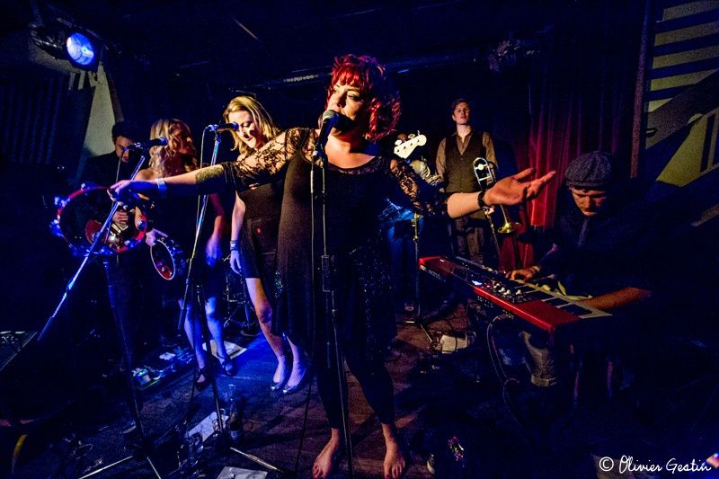 HANNAH WILLIAMS & THE AFFIRMATIONS @ L'ALIMENTATION GENERALE | 20-01-2017