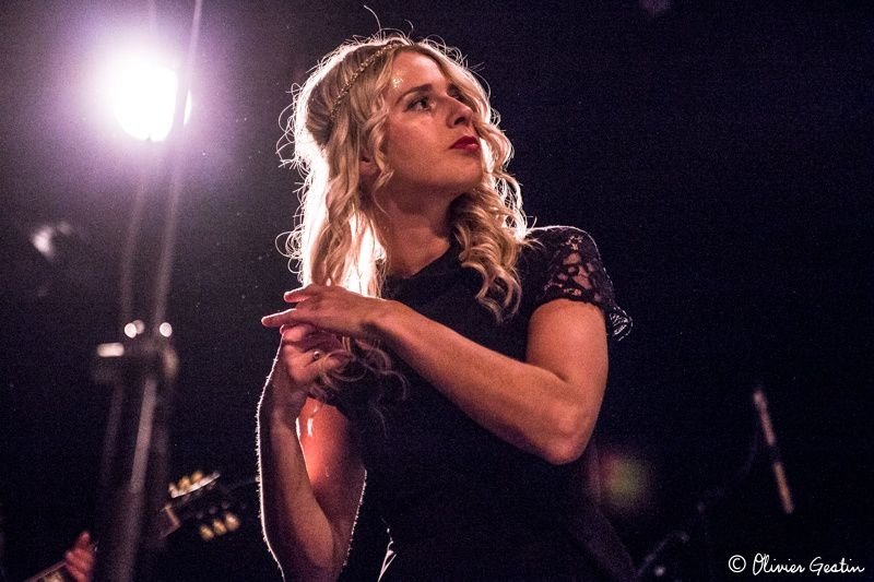 HANNAH WILLIAMS & THE AFFIRMATIONS @ MAINS D'OEUVRES | 01-03-2017