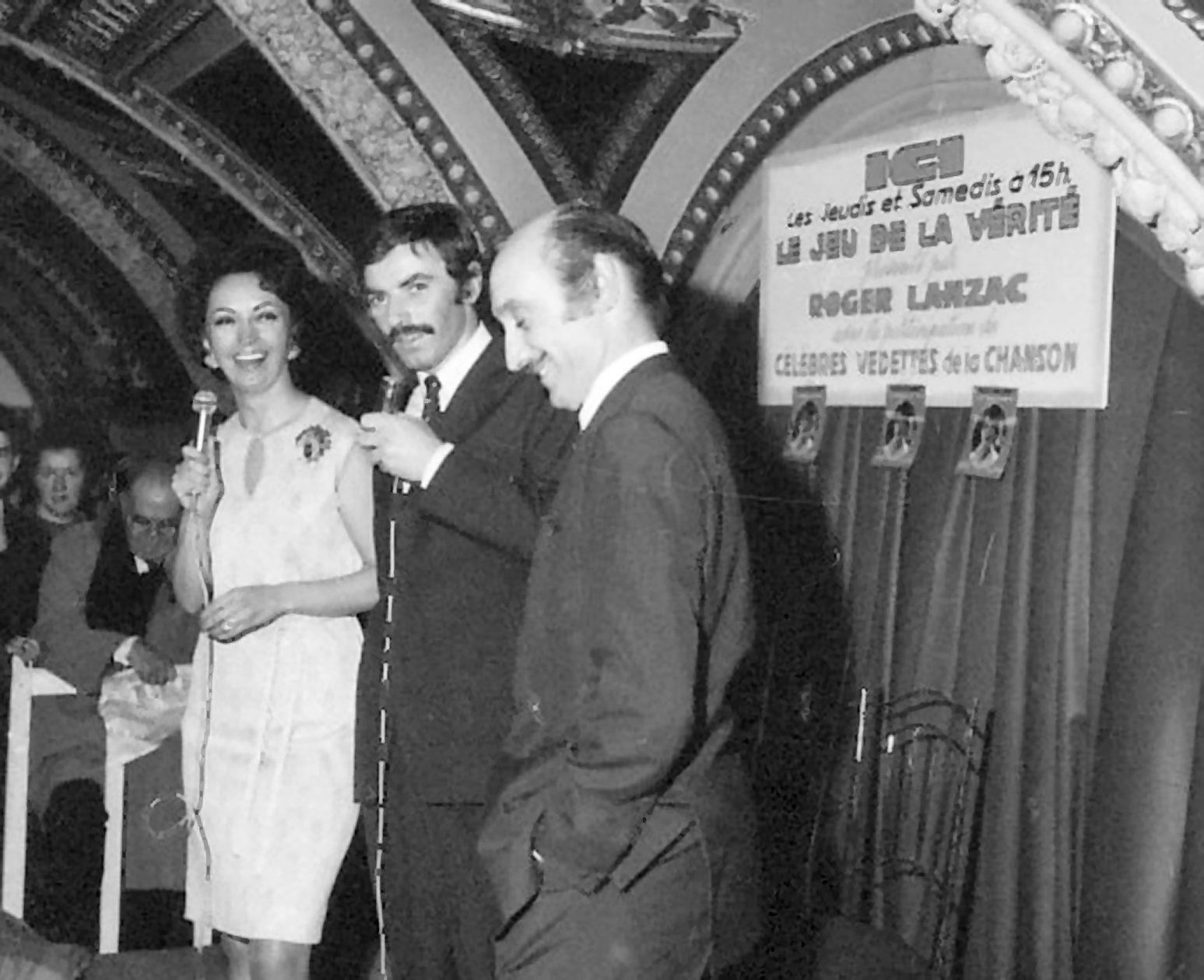 Jacqueline Rogé, épouse VIVIEN, dite Jacqueline ROGER, ma mère