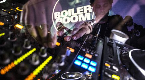 Boiler Room NYC - Grove Your Mum !