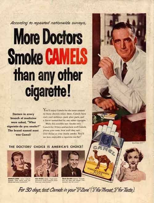 Volkswagen ? Tobacco ? Advertising, Commercial, Communication, Infomercial, Branding...You Name It. Basically All It Aims To Is Selling, No Matter What !