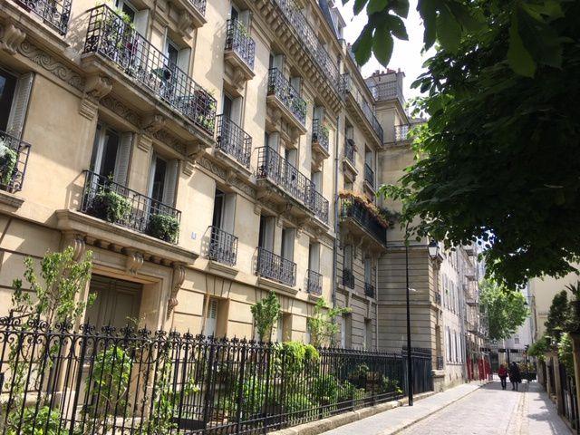 Promenade en ville : la Cité des fleurs, 17e arrondissement de Paris