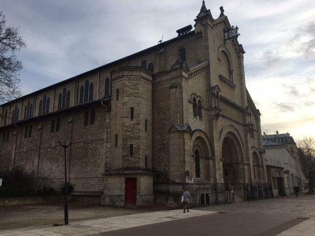 Paris XIV, rue Vercingétorix