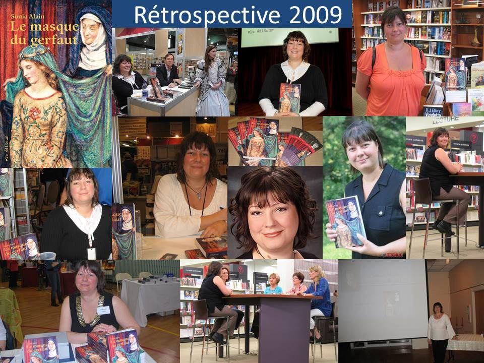 Rétrospective 2009 en images