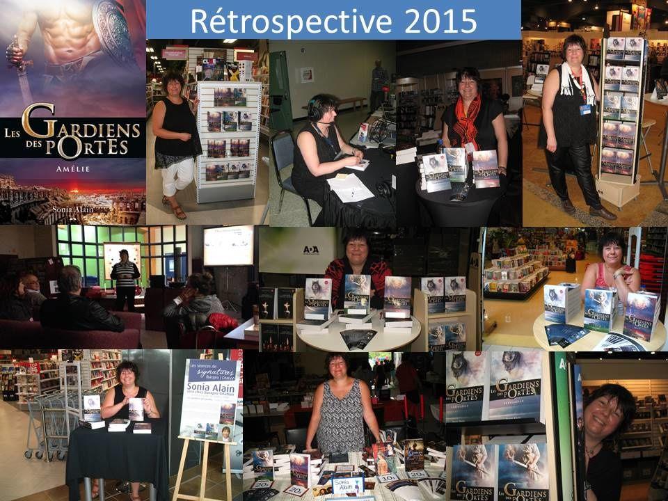 Rétrospective 2015 en images