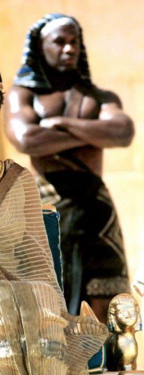 Apollodore - le garde du corps de Cléopâtre tel que je me le représentais - Cléopâtre