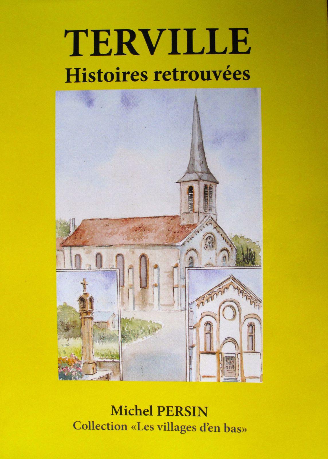 Livre à venir: TERVILLE - Histoires retrouvées