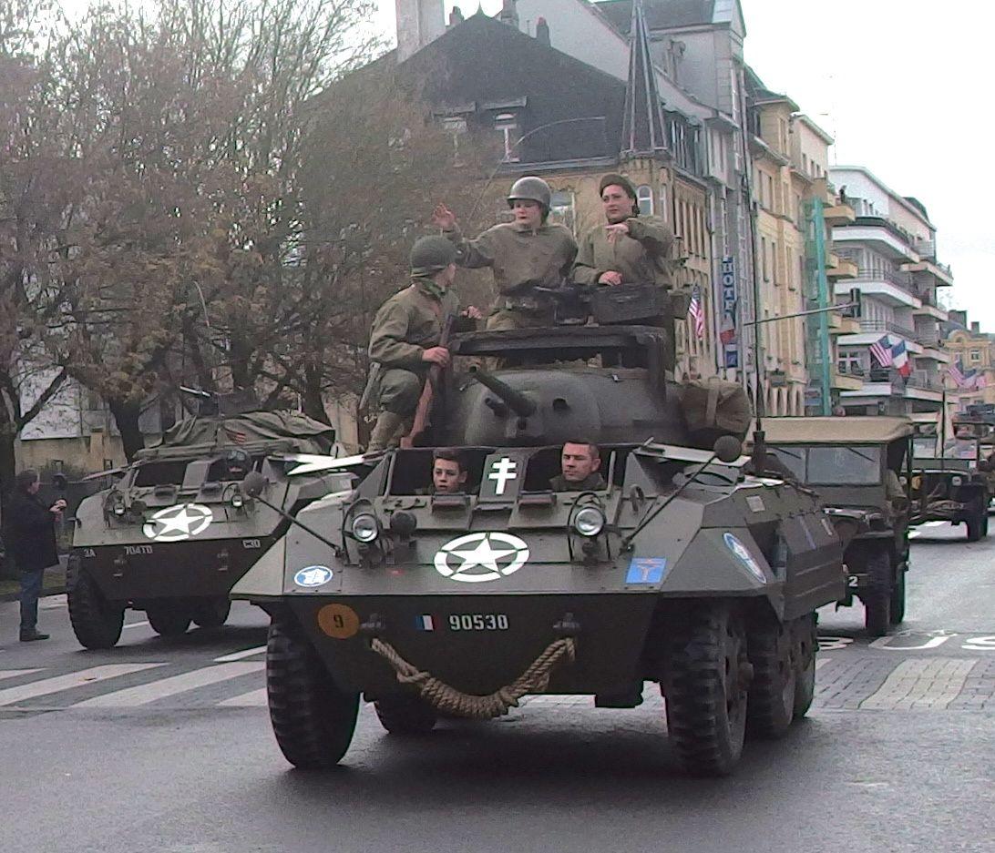 70 ème anniversaire de la libération de Thionville