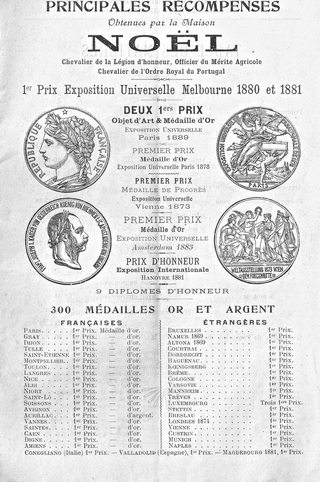 1837-1914 Thionville-Volkrange Nicolas Noël (suite et fin)