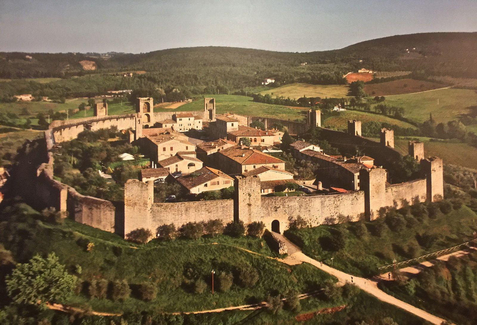 Toscane - Monteriggioni