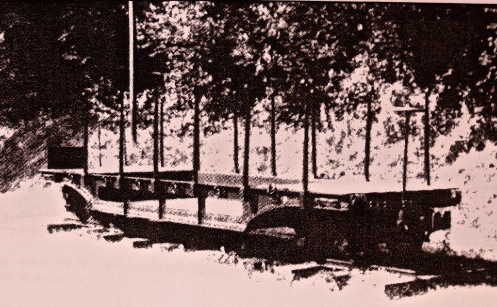 Wagon plateau type 1888