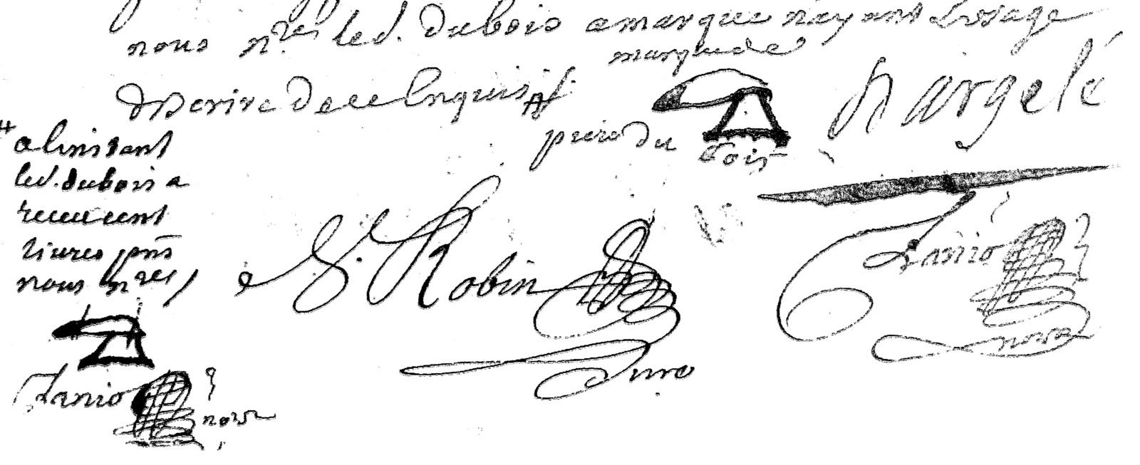 1674/1690 - Le meunier Pierre Dubois