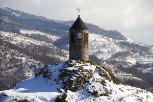 Tour du Castella - Montoulieu
