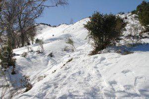 Montée au cap Blanc (1203m)