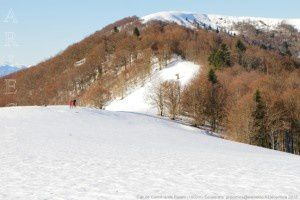 Cap de Carmil vu de Razels (1600m)