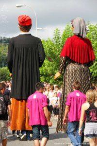 Géants de Balsareny (Catalogne) - Autrefois le Couserans