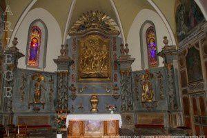 Eglise Saint-Barthélemy - Oust