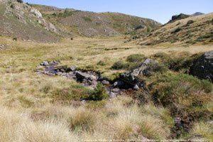 Ruisseau de Rieufort de Gascous (1820m)
