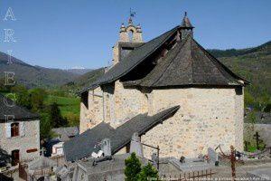 Eglise Saint-Genez - Cescau