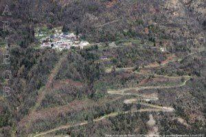Orrus vu du pic de Risoul (1373m)