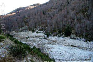 Vallée de Calvière (1600m)