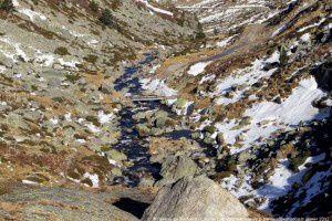 Ruisseau de Soulcem - Labinas (1800m)