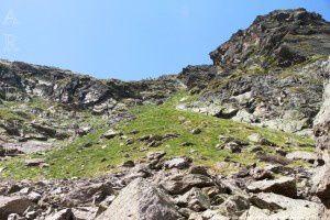 Montée au pic de Malcaras (2600m)