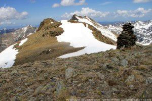 Pic secondaire de Coume d'Or (2820m)