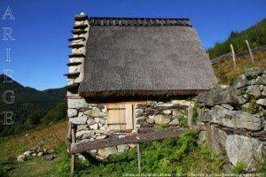 Cabane - Courtal de Lamarda (1280m)