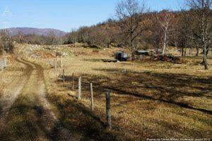 Plateau de Génat (900m)