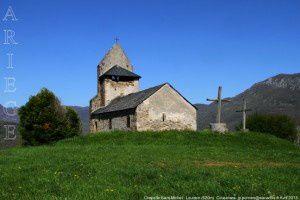 Chapelle Saint-Michel - Loutrein (620m)