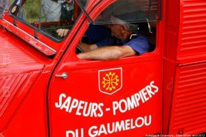 Sapeurs-pompiers - Autrefois le Couserans