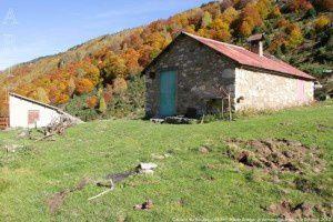 Cabane du Boutas (1580m)