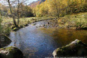 Ruisseau de Lavail (1350m)