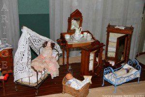 Exposition jouets anciens et manèges miniatures - Mairie