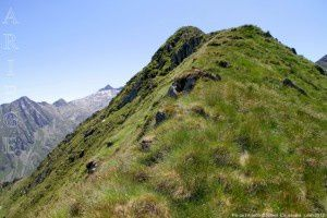 Pic de l'Arrech (2350m)