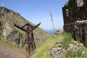 Mine de la Mail de Bulard (2350m)