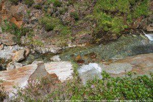 Confluence du ruisseau d'Estats et du ruisseau de l'Artigue