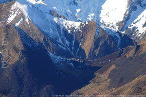Col de Pause depuis le Tuc de Peyre Mensongère (1711m)