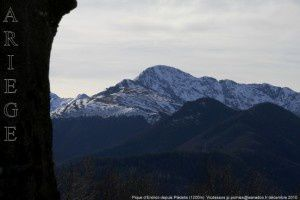 Pique d'Endron depuis Pladetis (1200m)