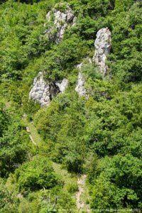 Sentier du Pech (820m)