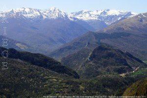 Pic de Bassibié - Pic de Pioulou - Pic des Trois Seigneurs