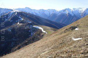 Col de la Serre du Cot (1546m)