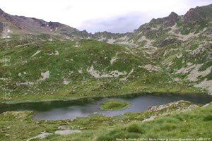 Etang du Siscar (2187m)