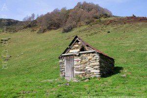 Cabane de l'Artigue (1420m)